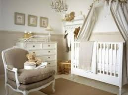 chambre baroque fille chambre bébé style baroque pour bébés