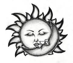 of the sun and the moon by edde deviantart com on deviantart