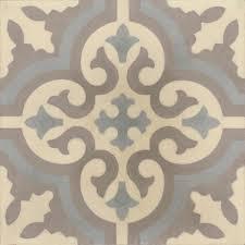 moroccan encaustic cement pattern gr06