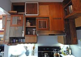 Salvaged Kitchen Cabinets Salvaged Kitchen Cabinets Insteading