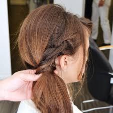 Frisuren Selber Machen Zopf by Haar Styling So Cool Kann Eine Zopf Frisur Aussehen Brigitte De