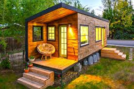 the architect built her tiny dream house by herself