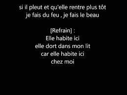 La Meme Histoire Lyrics - 31 best paroles et musiques images on pinterest lyrics music