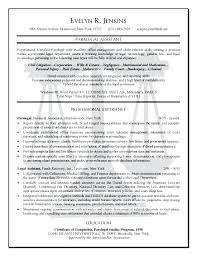 Personal Injury Paralegal Resume Sample Sample Legal Assistant Resume Useful Materials For Personal Injury