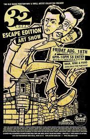 boise escape 32 cells escape edition art show u2014 swell artist collective