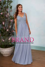 a line bridesmaid dresses 2018 new arrival v neck chiffon a line bridesmaid dresses floor
