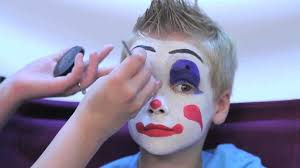how to facepaint a clown in 3 easy steps rubie u0027s makeup tutorial