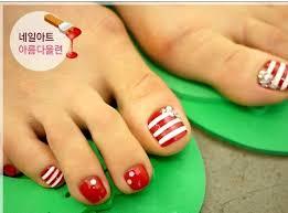 25 best striped toe nails ideas on pinterest fingernail designs