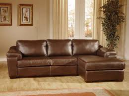 Leather Chaise Lounge Sofa 1 Fresh Brown Leather Sofa With Chaise Lounge Sectional Sofas