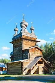 russische architektur architektur alte gebäude stockfoto 121061688