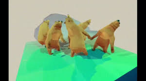 dancing bears meme chik hop youtube