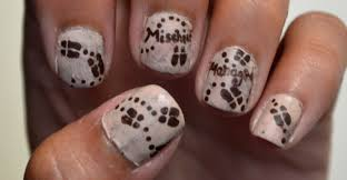 Harry Potter Marauders Map Harry Potter Nails Marauder U0027s Map Nails Youtube