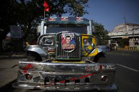 philippine jeepney interior philippines presidential election what to know time