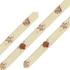 cotton ribbon shop for cotton ribbon with sea shell print and save