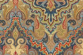 home decor print fabric waverly paisley verse jewel jo ann home
