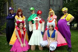 100 toadette halloween costume super mario brothers