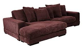 amazon com moes home collection plunge reversible sectional sofa
