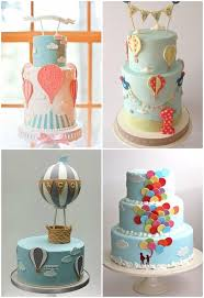 How To Decorate Christening Cake Best 25 Balloon Cake Ideas On Pinterest Birthday Cake Toppers