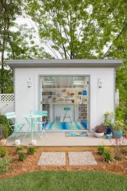 Building A Backyard Shed by Best 20 Craft Shed Ideas On Pinterest She Sheds Little By