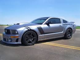 2007 Mustang Black Rims 2005 2009 Mustang Gt Performance Parts