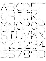 huge alphabet letters printable huge printable letters