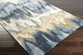 Gray Blue Area Rug Uncategorized The Awesome Grey And Blue Area Rug In Exquisite
