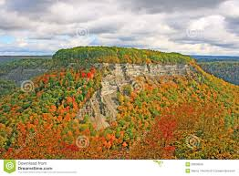Map Of Letchworth State Park by Archery Field At Letchworth State Park Ny Stock Photo Image