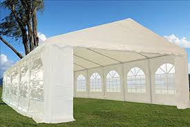 tent for party 32 x16 heavy duty wedding party tent canopy carport white
