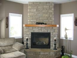 amazing fake stone fireplace suzannawinter com