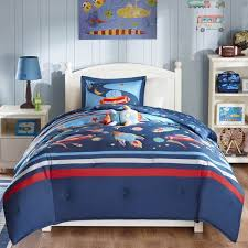 Space Bed Set Shop Mizone Space Cadet Bed Sets The Home Decorating Company