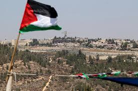 Palistinian Flag Upcoming Likud Bill Is Israel U0027s Latest Attempt To Annex The