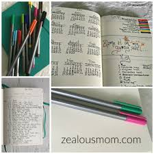 bullet journal dos and don u0027ts bulletjournal bujo zealous mom