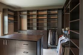 Transitional Style Bedrooms by Master Bedroom Custom Closet Transitional Style Custom Home