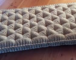 Bjursta Bench Cushion Bench Cushion Etsy