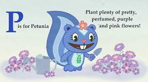 Plant Nanny Wiki Image Petunia U0027s Season 3 And 4 Intro Png Happy Tree Friends