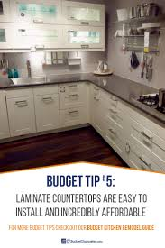 how to remodel a kitchen on a budget budget dumpster