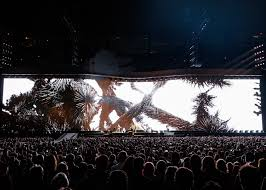u2 joshua tree tour stage design renderings by stufish live design