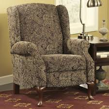 Reclining Chair And A Half Leather Furniture Add Elegance To Your Living Room With Hi Leg Recliner