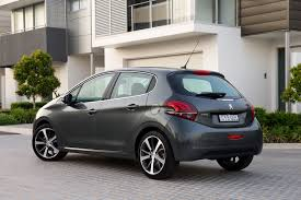 peugeot turbo 2016 2016 peugeot 208 review