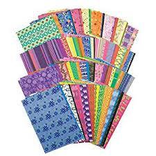 decorative paper roylco inc r15203 decorative hues paper pack of 192