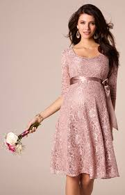 maternity dress freya maternity dress orchid blush maternity wedding