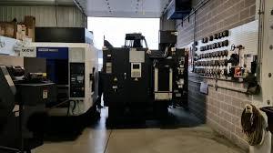 new machine day okuma genos m560v