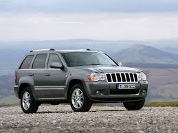 jeep grand cherokee overland uk 2008 pictures information