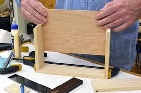 Woodworking Joints For Drawers by How To Make A Rabbet And Dado Corner Joint Woodworking
