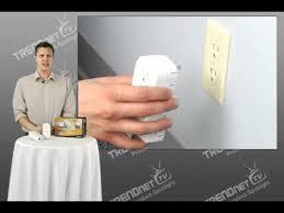 Tpl 401e2k Trendnet 500mbps Powerline Av Adapter Kit With Bonus Outlet Tpl