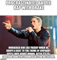 Eminem Drake Meme - eminem rap memes imgflip