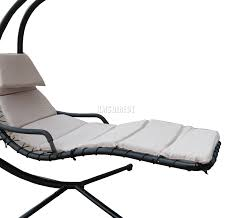 Outdoor Dream Chair Foxhunter Garden Beige Helicopter Hanging Dream Chair Swing