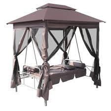 patio furniture outdoor gazebo swing chair sunbed backyard hammock