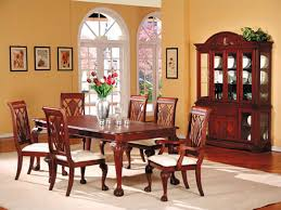 Cherry Dining Room Traditional Dining Room By F Buchan Homes дизайн