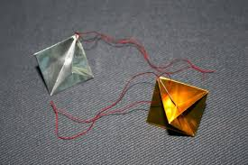 christmas origami traditional ornament youtube